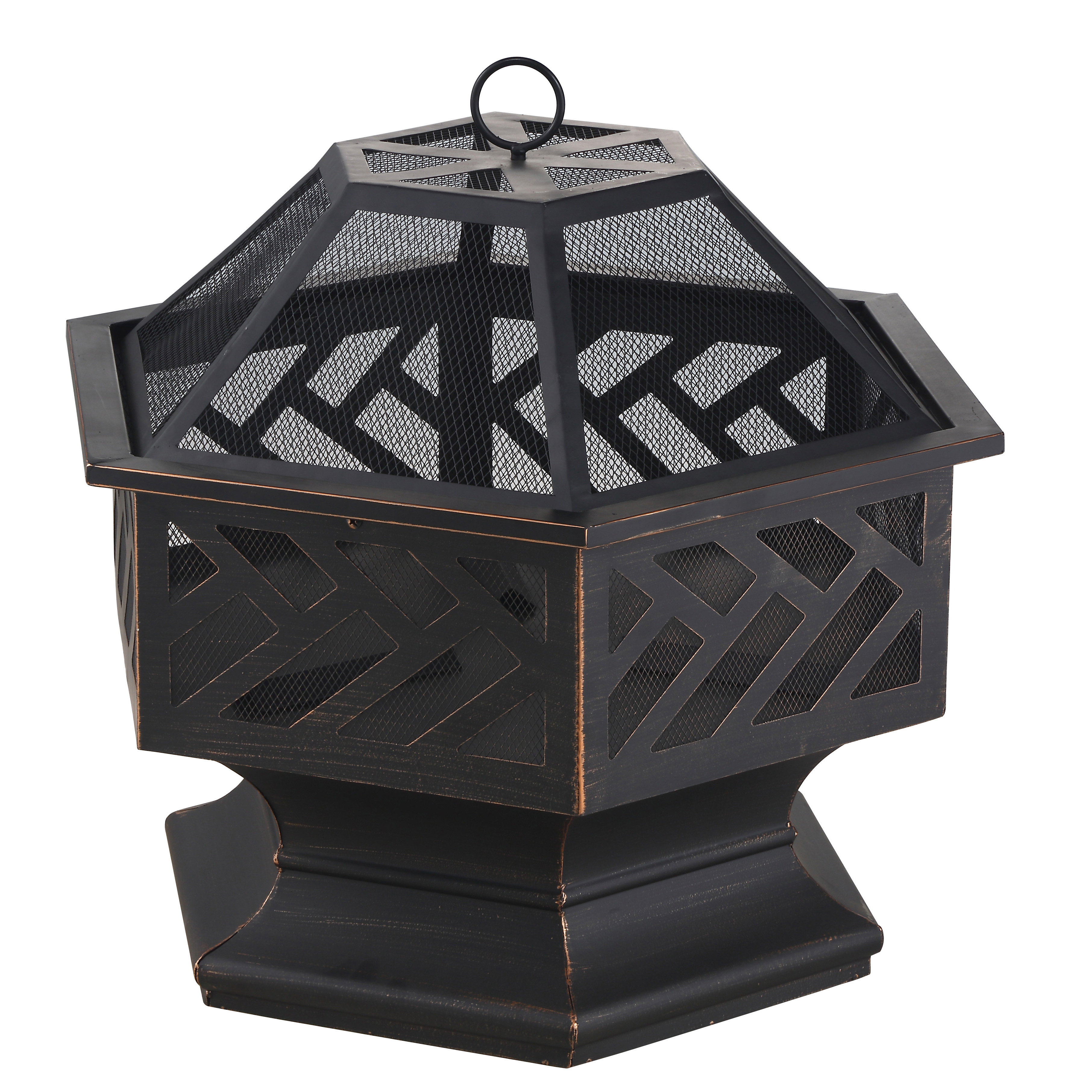 Chef Master WAD1576SP fire pit, outdoor
