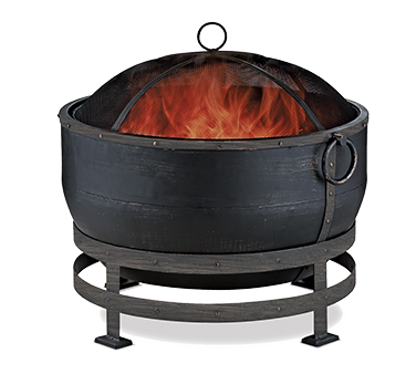 Chef Master WAD1579SP fire pit, outdoor