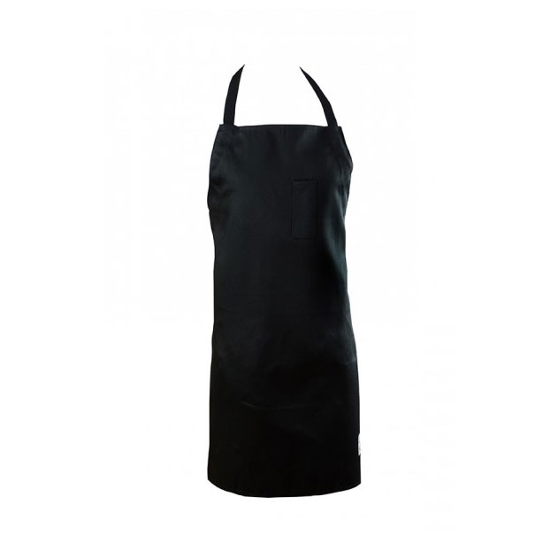 Chef Revival 412BA-BK bib apron
