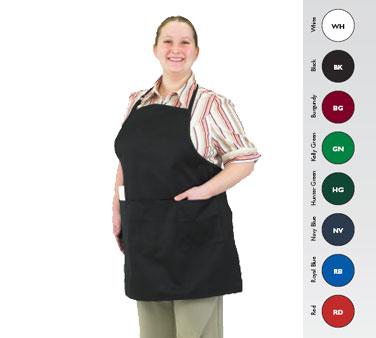 Chef Revival 601BAO-3-RD bib apron