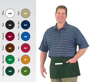 Chef Revival 605WAFH-RB waist apron