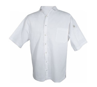 Chef Revival CS006WH-2X cook's shirt