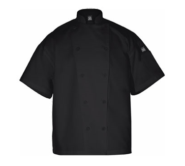 Chef Revival J005BK-XL chef's coat
