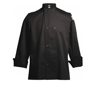 Chef Revival J061BK-L chef's coat