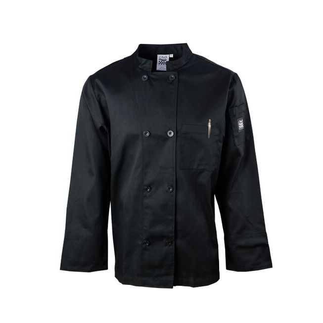 Chef Revival J071BK-XL chef's coat