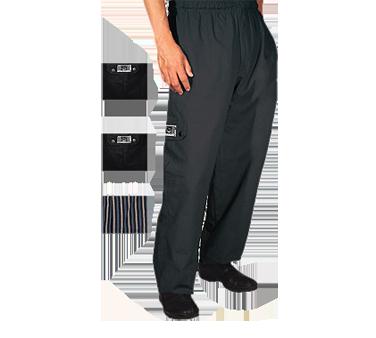 Chef Revival P024BK-M chef's pants