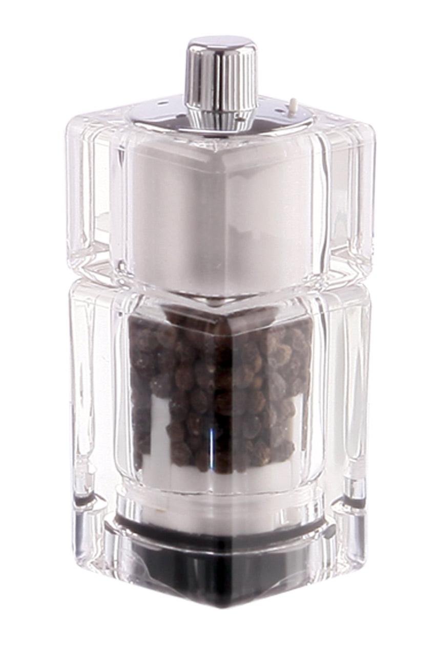 Chef Specialties 01550 salt / pepper shaker & mill, combo