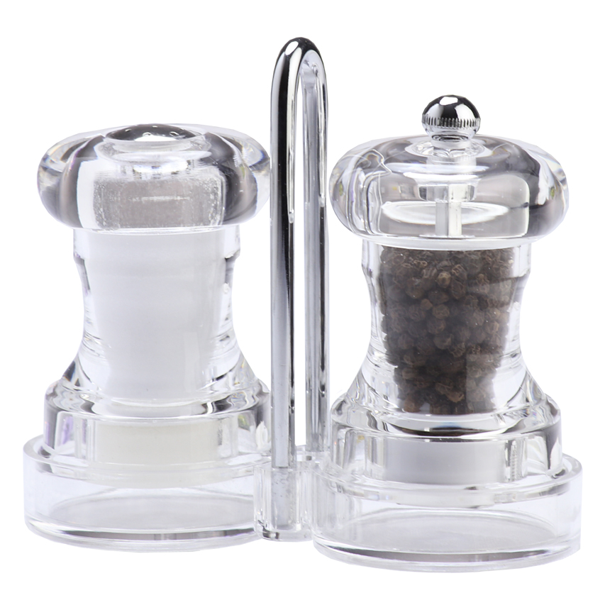 Chef Specialties 01630 salt / pepper shaker & mill set