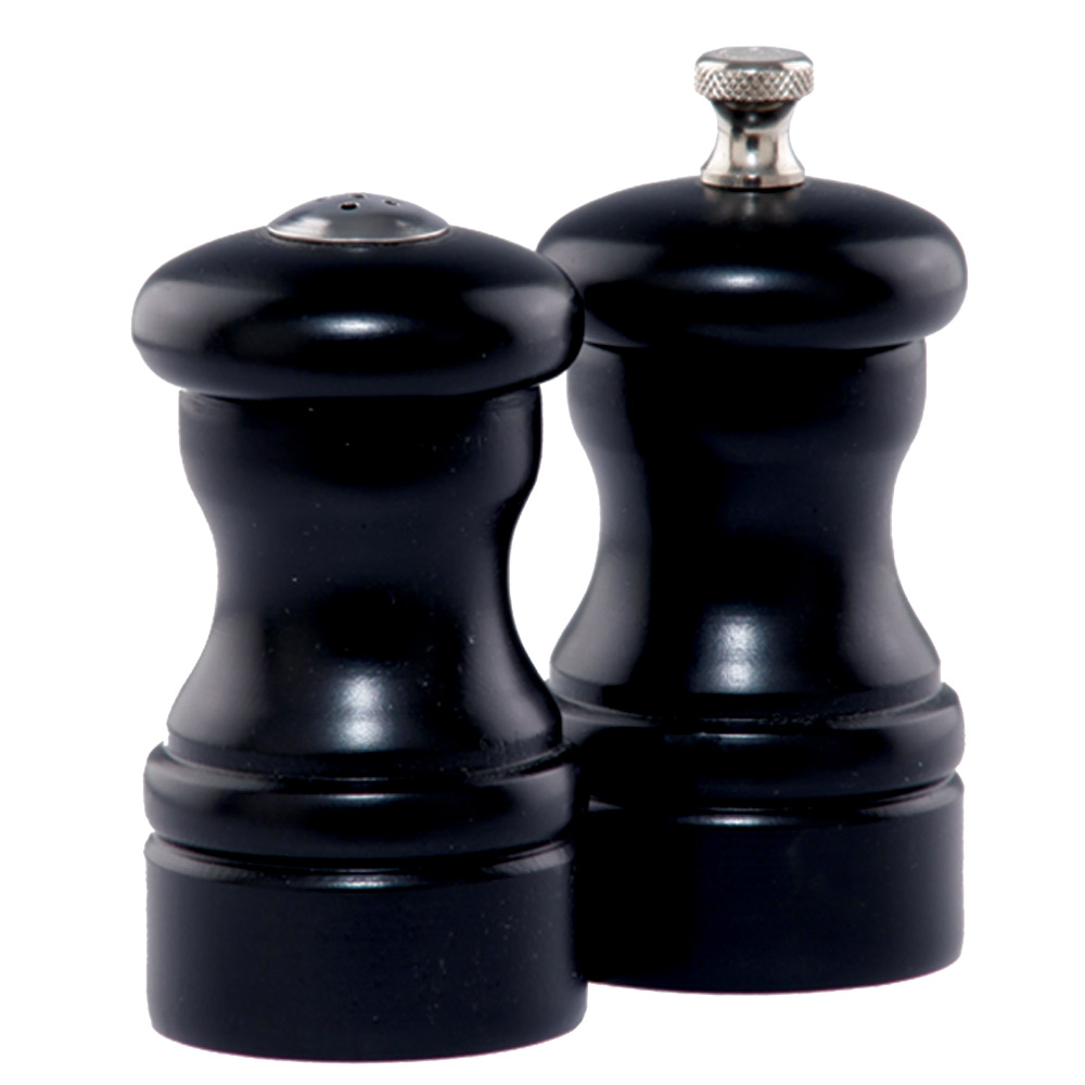 Chef Specialties 04500 salt / pepper shaker & mill set