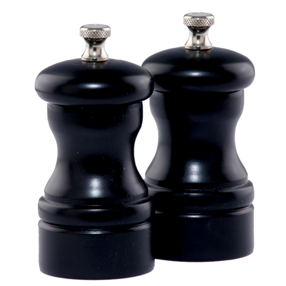 Chef Specialties 04502 salt / pepper shaker & mill set