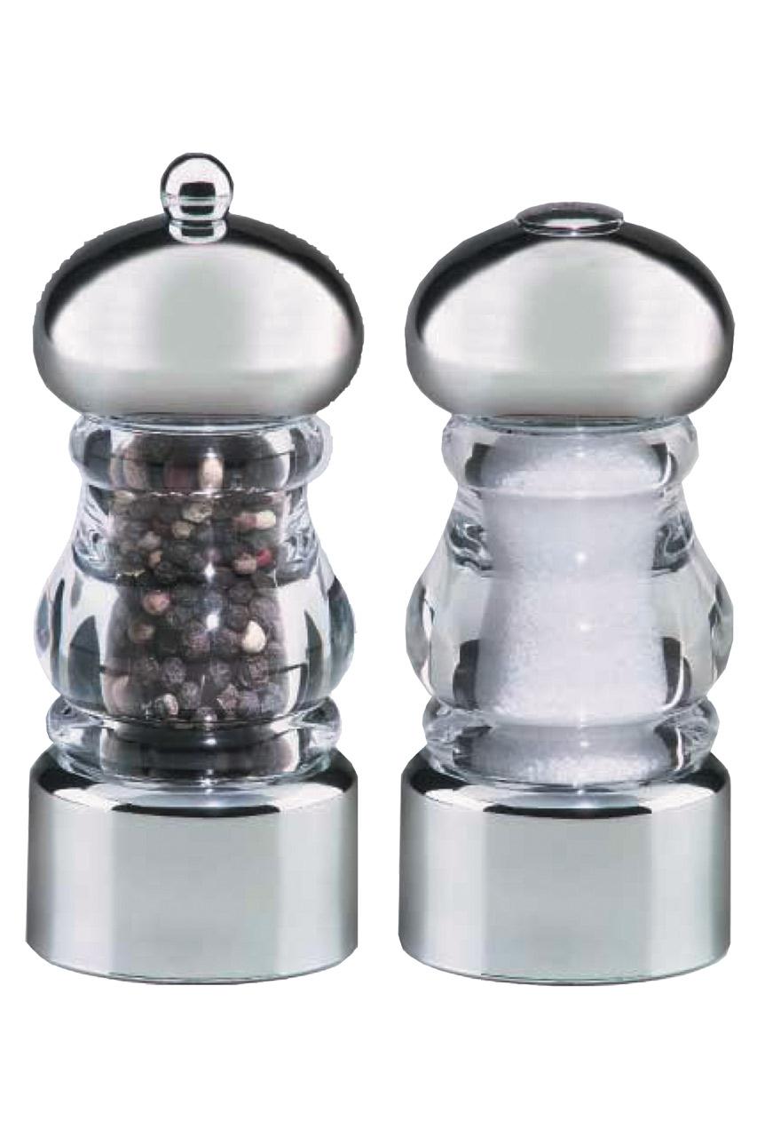 Chef Specialties 29160 salt / pepper shaker & mill set