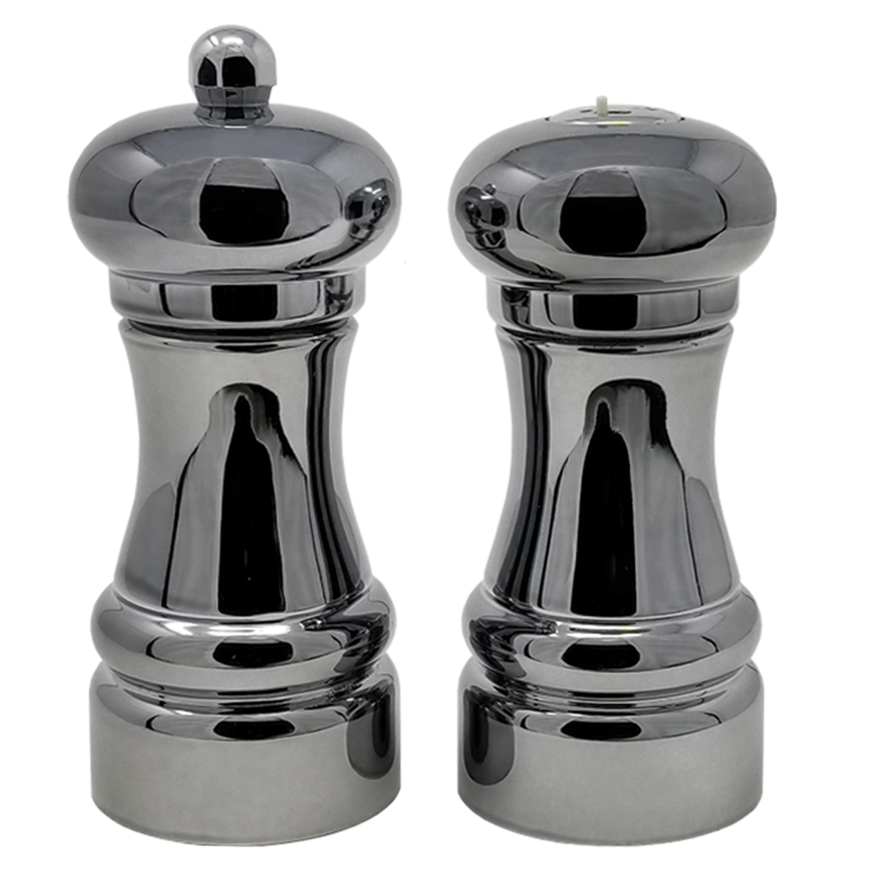 Chef Specialties 90040 salt / pepper shaker & mill set