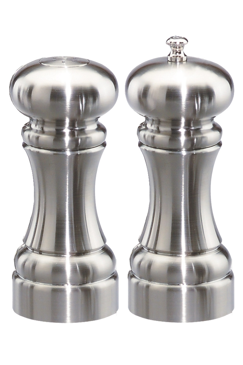 Chef Specialties 94500 salt / pepper shaker & mill set