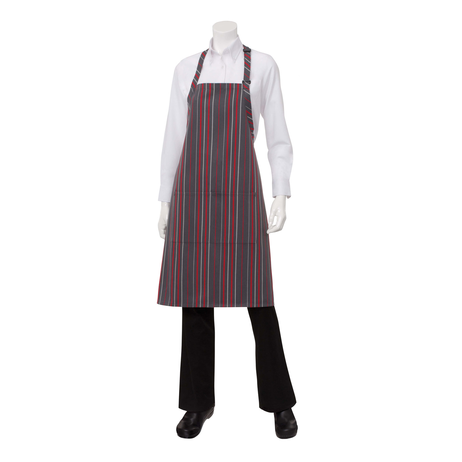 Chef Works A500GCR0 bib apron