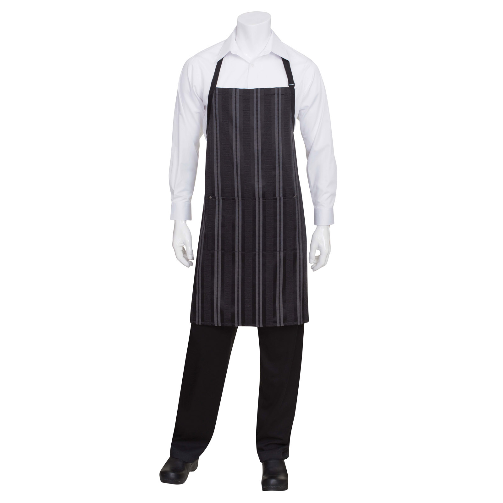 Chef Works AB024BGY0 bib apron