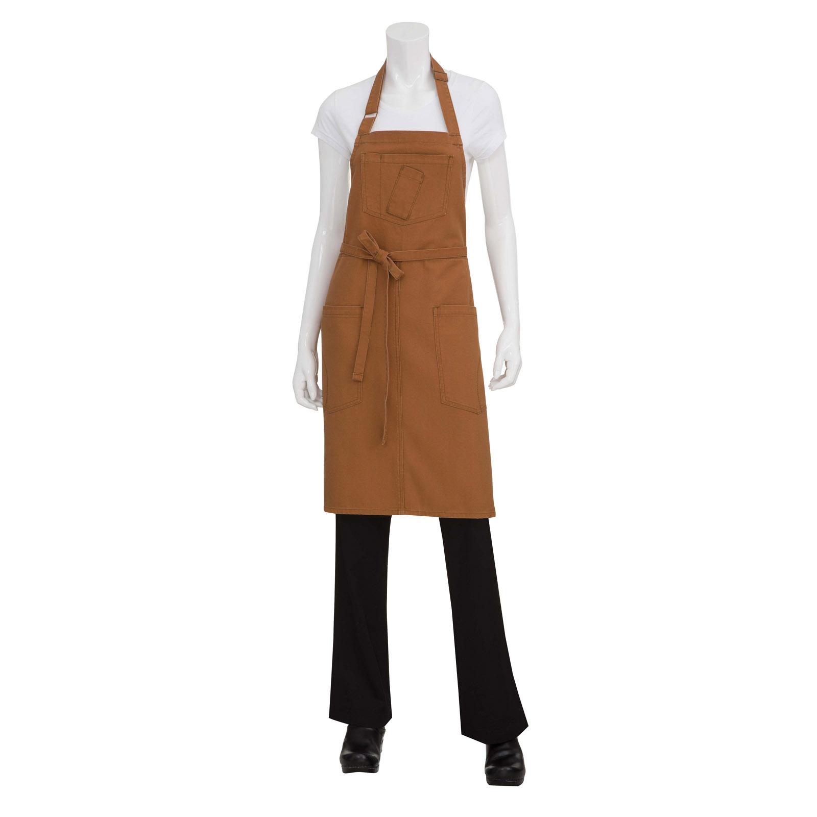 Chef Works ABKV053NTM0 bib apron
