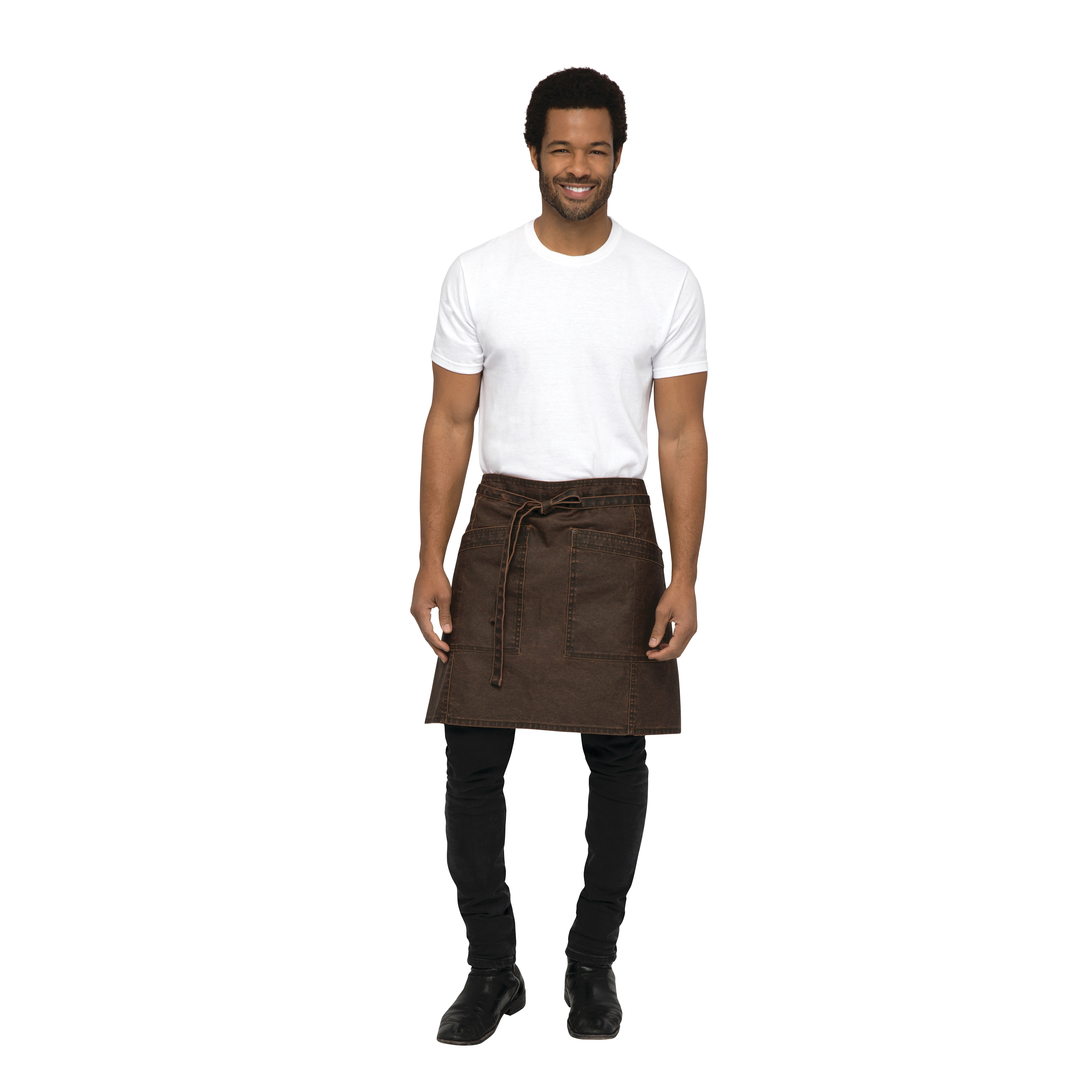 Chef Works AHN02ACR0 waist apron