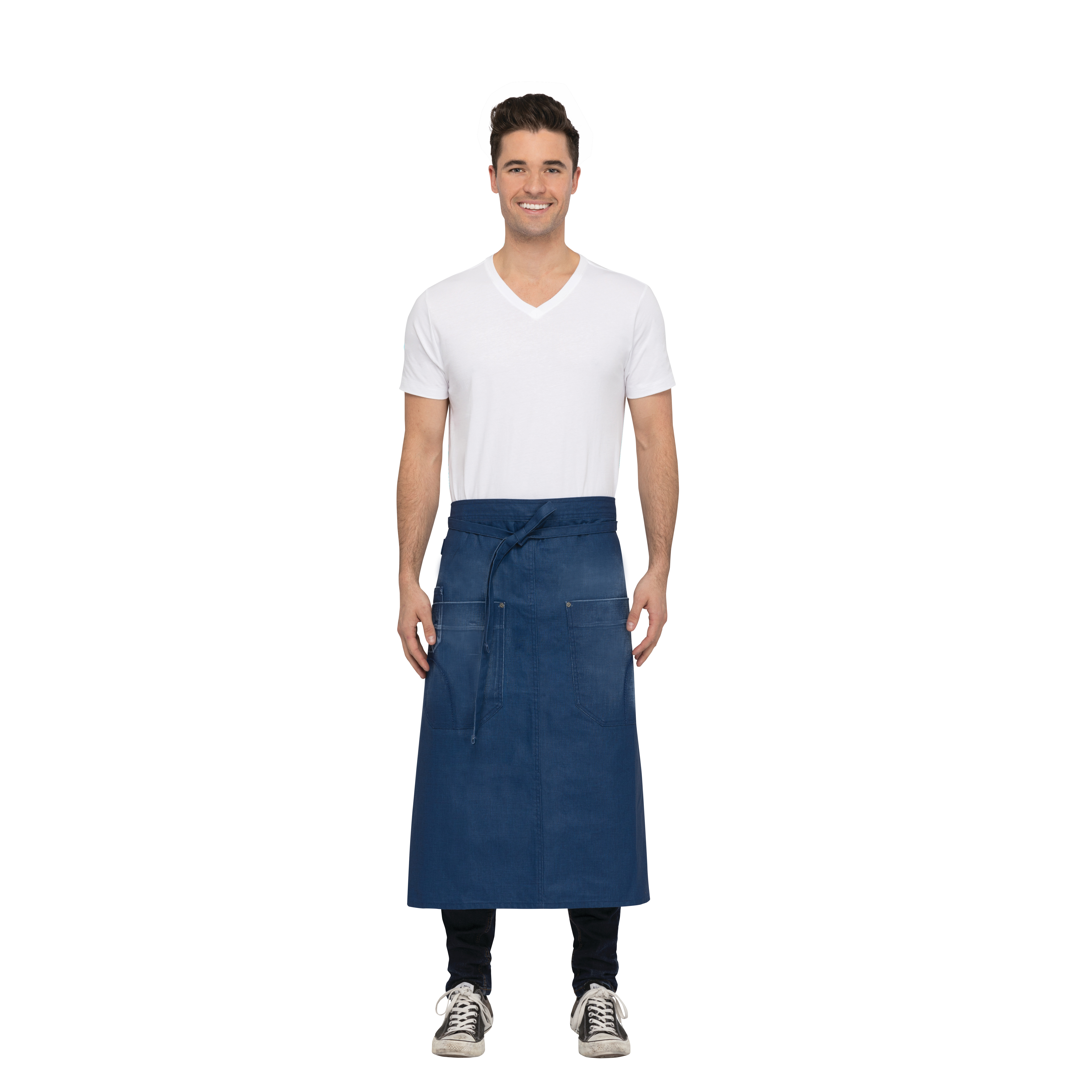 Chef Works AIN01ROY0 waist apron