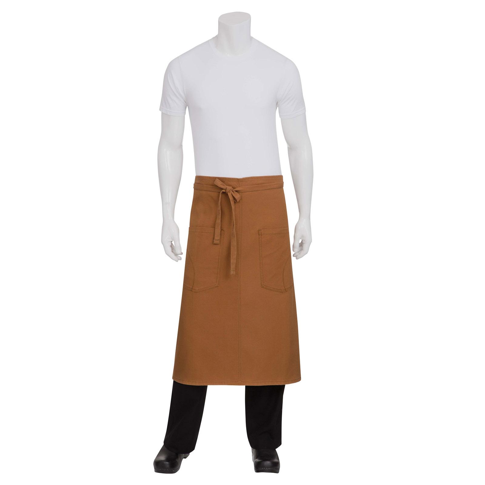 Chef Works ALWKV023NTM0 waist apron