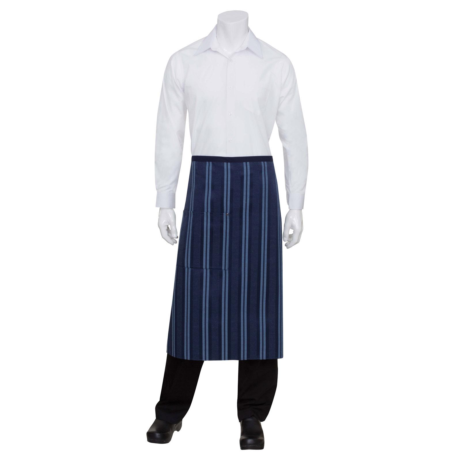 Chef Works AW025NBU0 waist apron