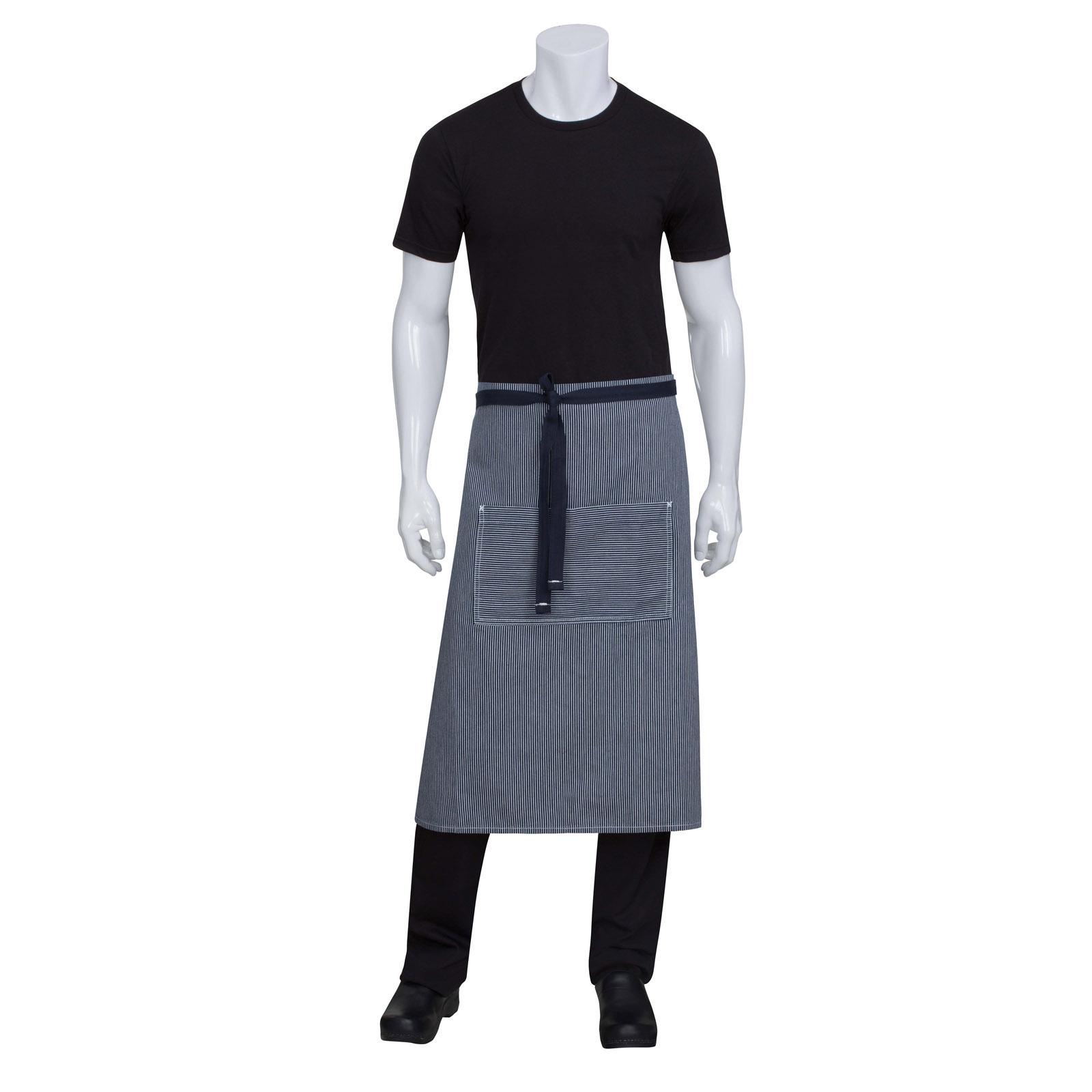 Chef Works AW051IBL0 waist apron