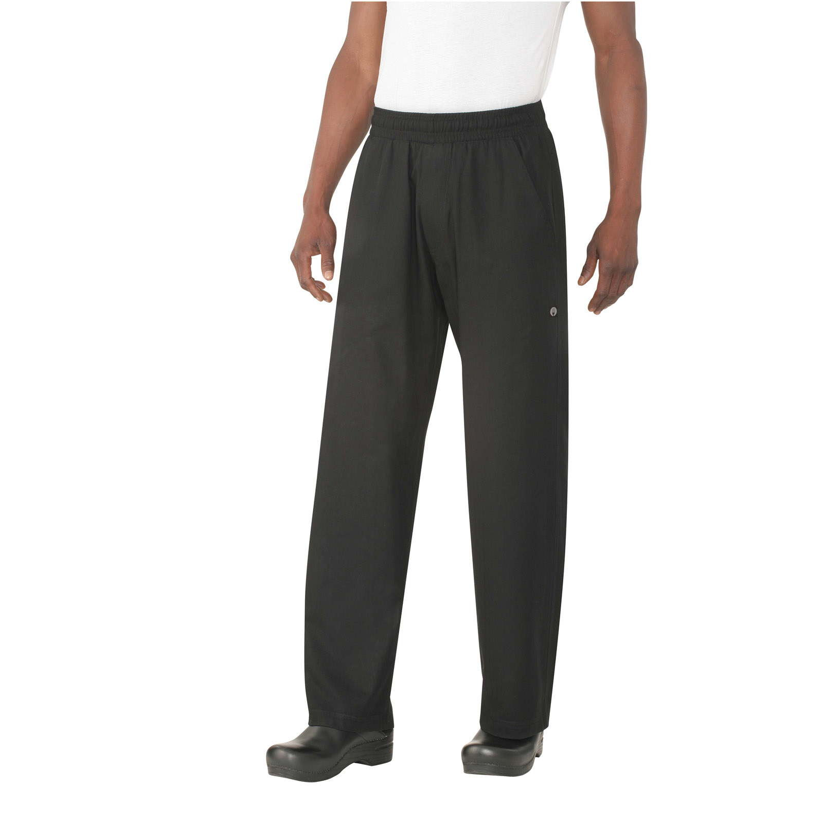 Chef Works BSOLBLK4XL chef's pants