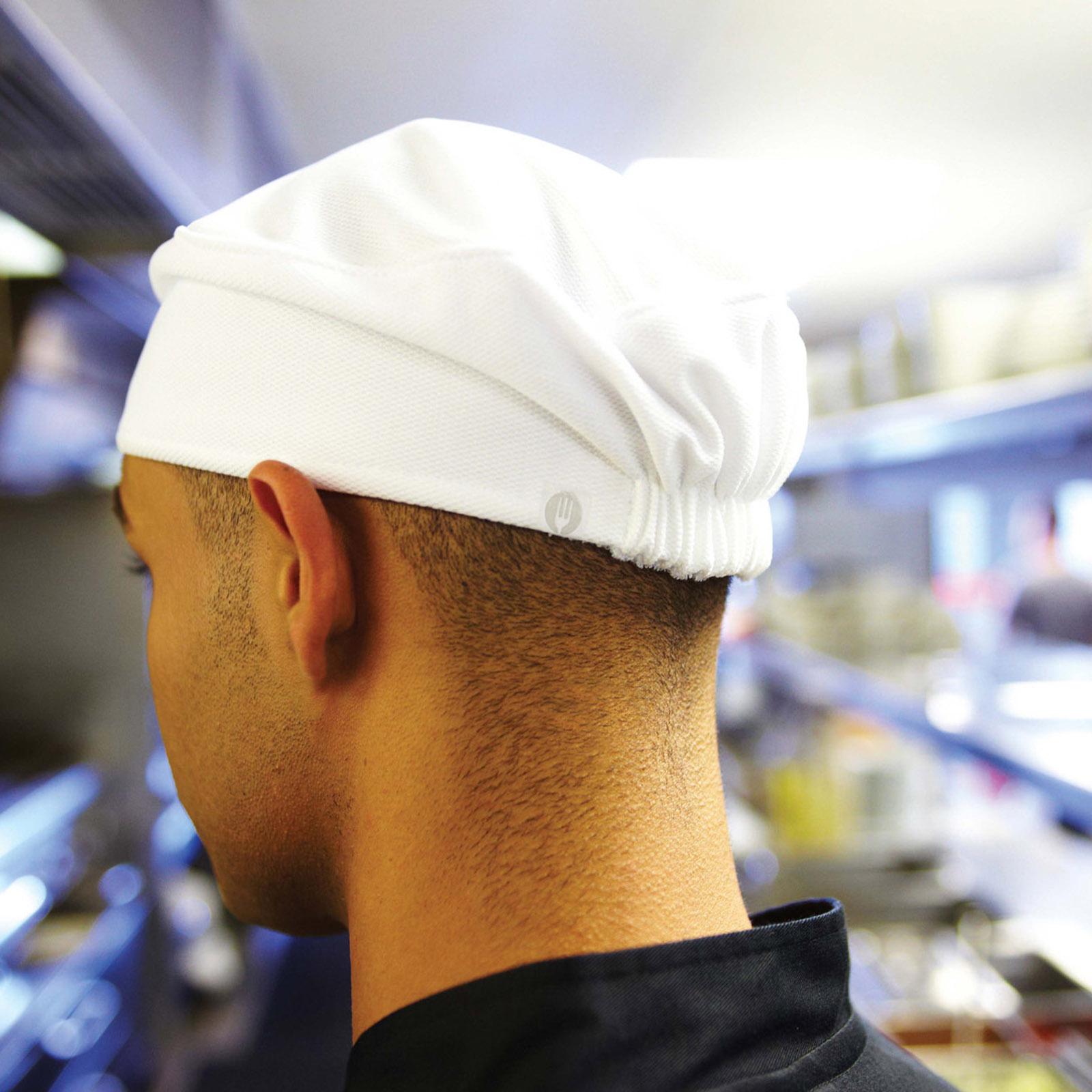 Chef Works DFAOWHTLXL chef's hat