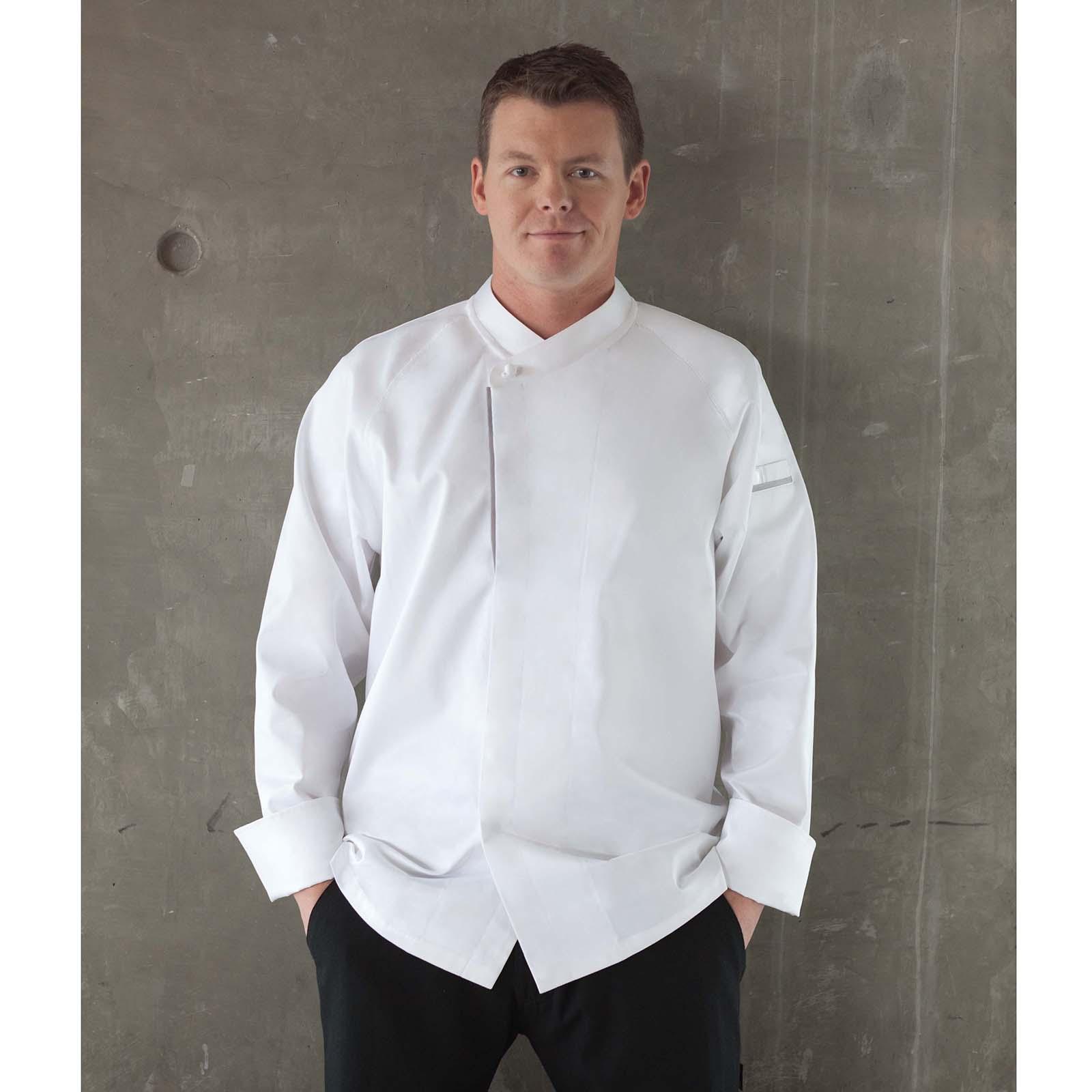 Chef Works ECROWHT58 chef's coat