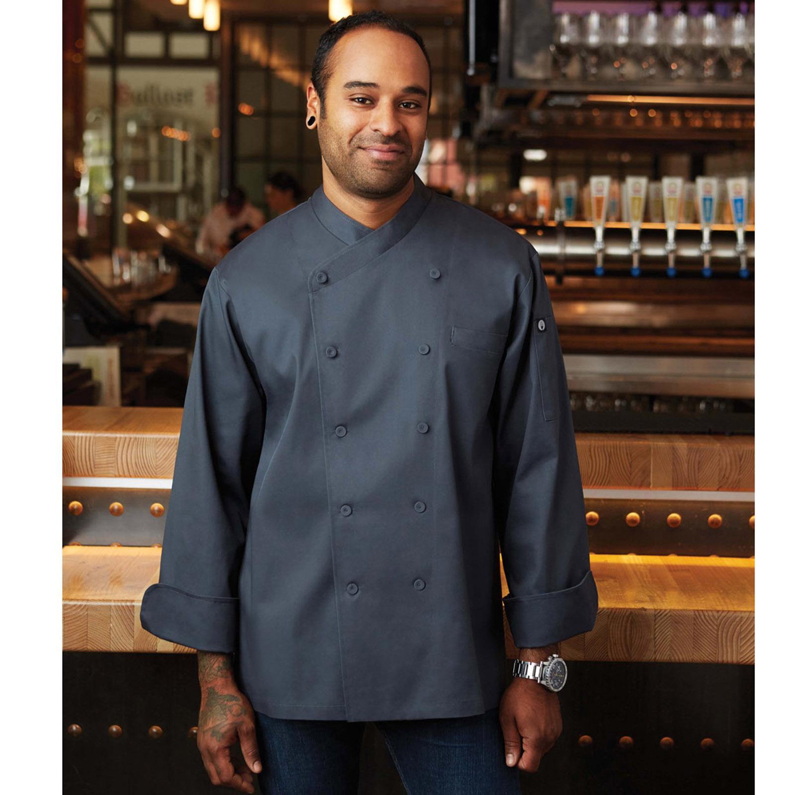 Chef Works FBCCCHRXXS chef's coat