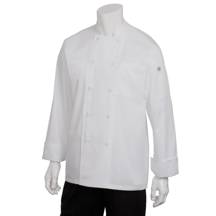 Chef Works JLLSWHTS chef's coat