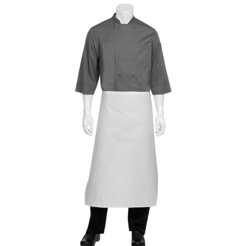 Chef Works LCBAWHT0 waist apron