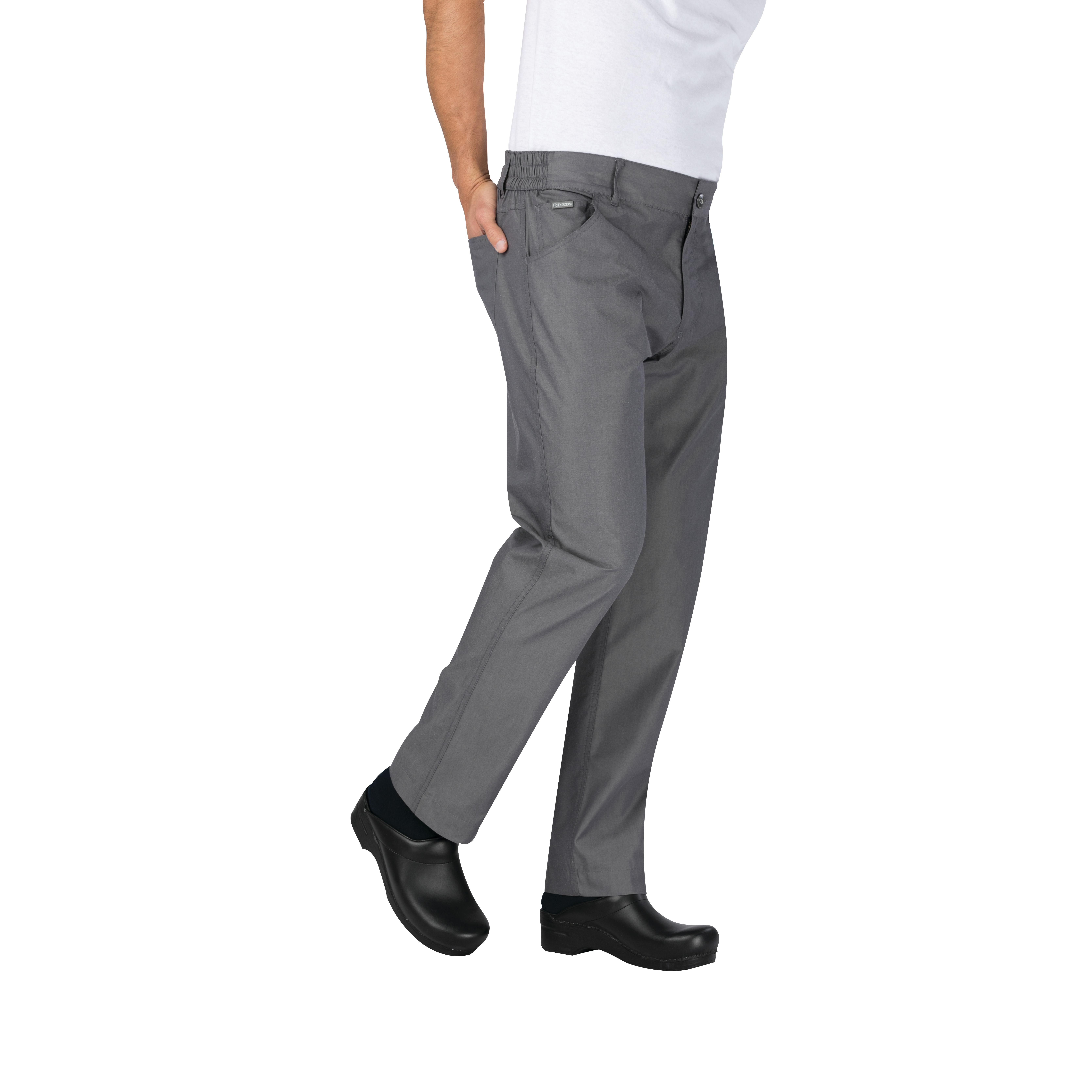 Chef Works PEN02SBL2XL chef's pants