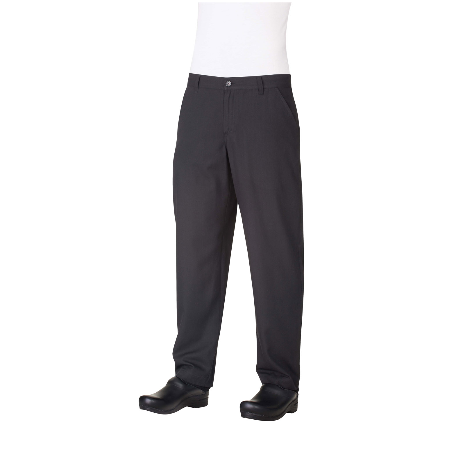 Chef Works PS003BLK28 chef's pants