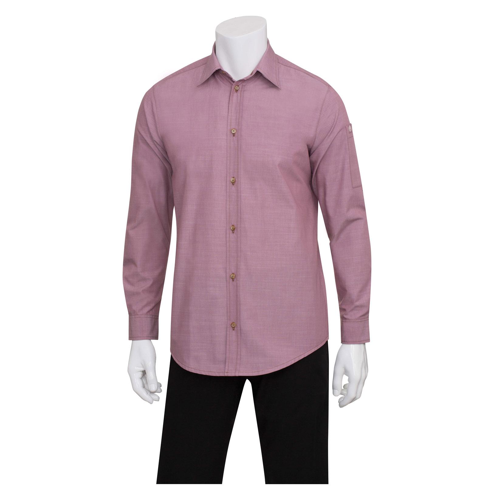 Chef Works SLMCH005DURM dress shirt