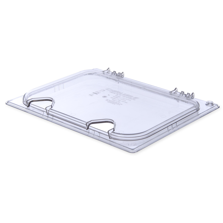 Carlisle 10240Z07 food pan cover, plastic
