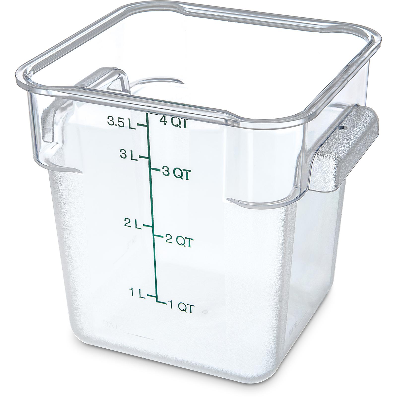 Carlisle 1072107 StorPlus™ Food Storage Container