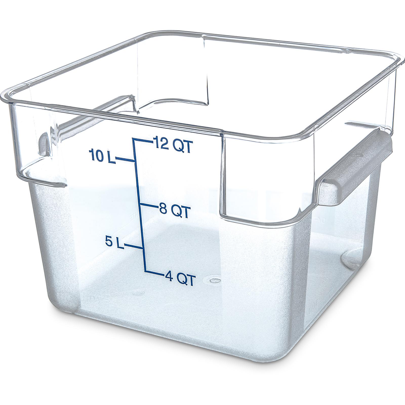 Carlisle 1072407 StorPlus™ Food Storage Container