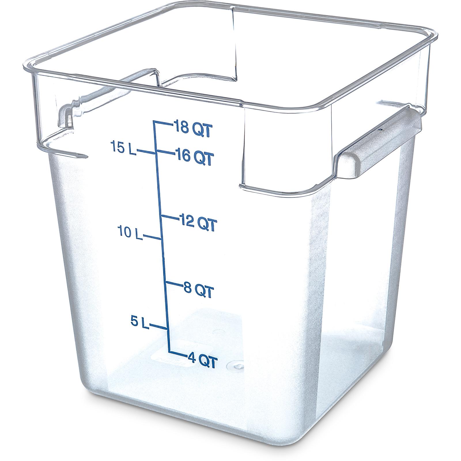 Carlisle 1072507 StorPlus™ Food Storage Container