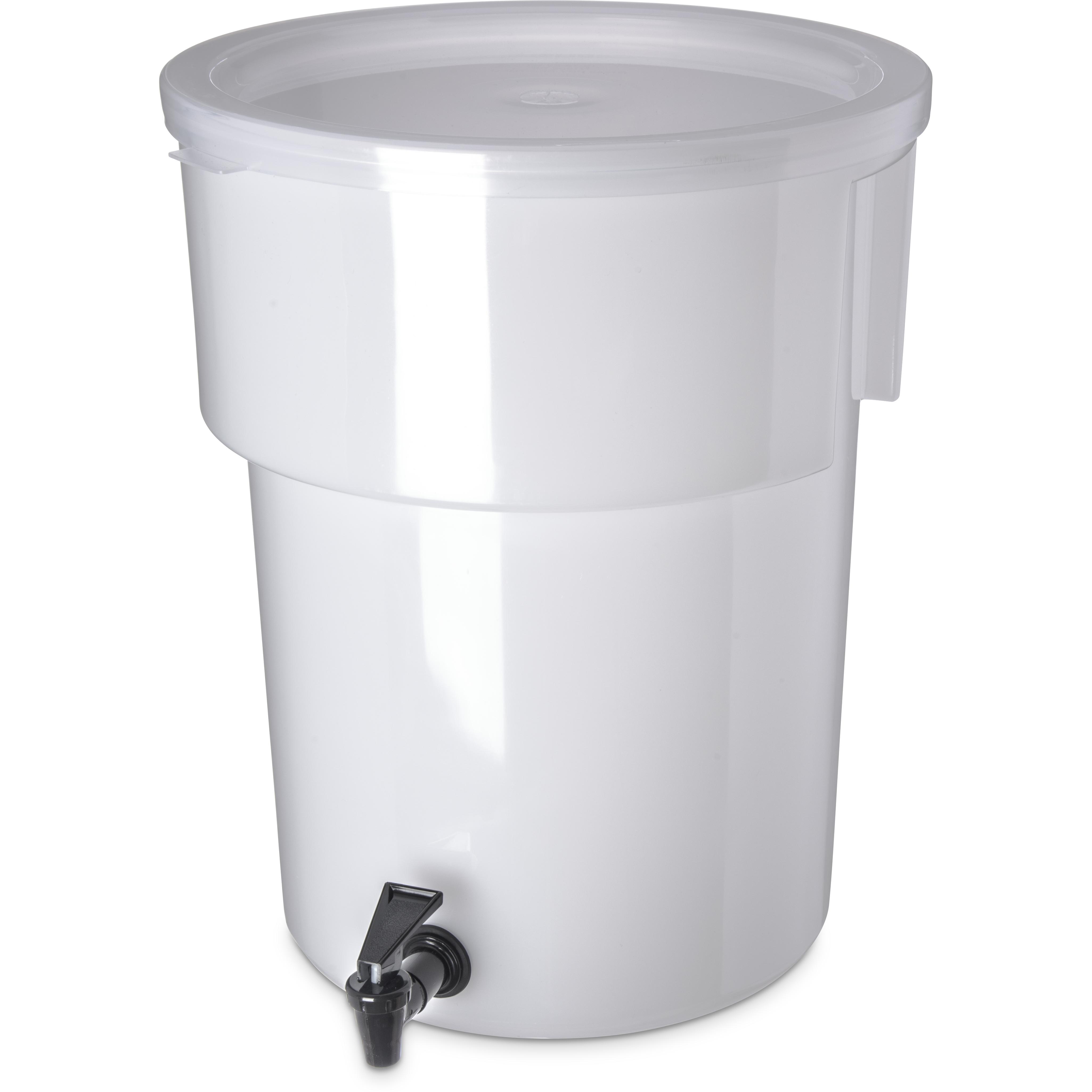 Carlisle 221002 beverage dispenser, non-insulated
