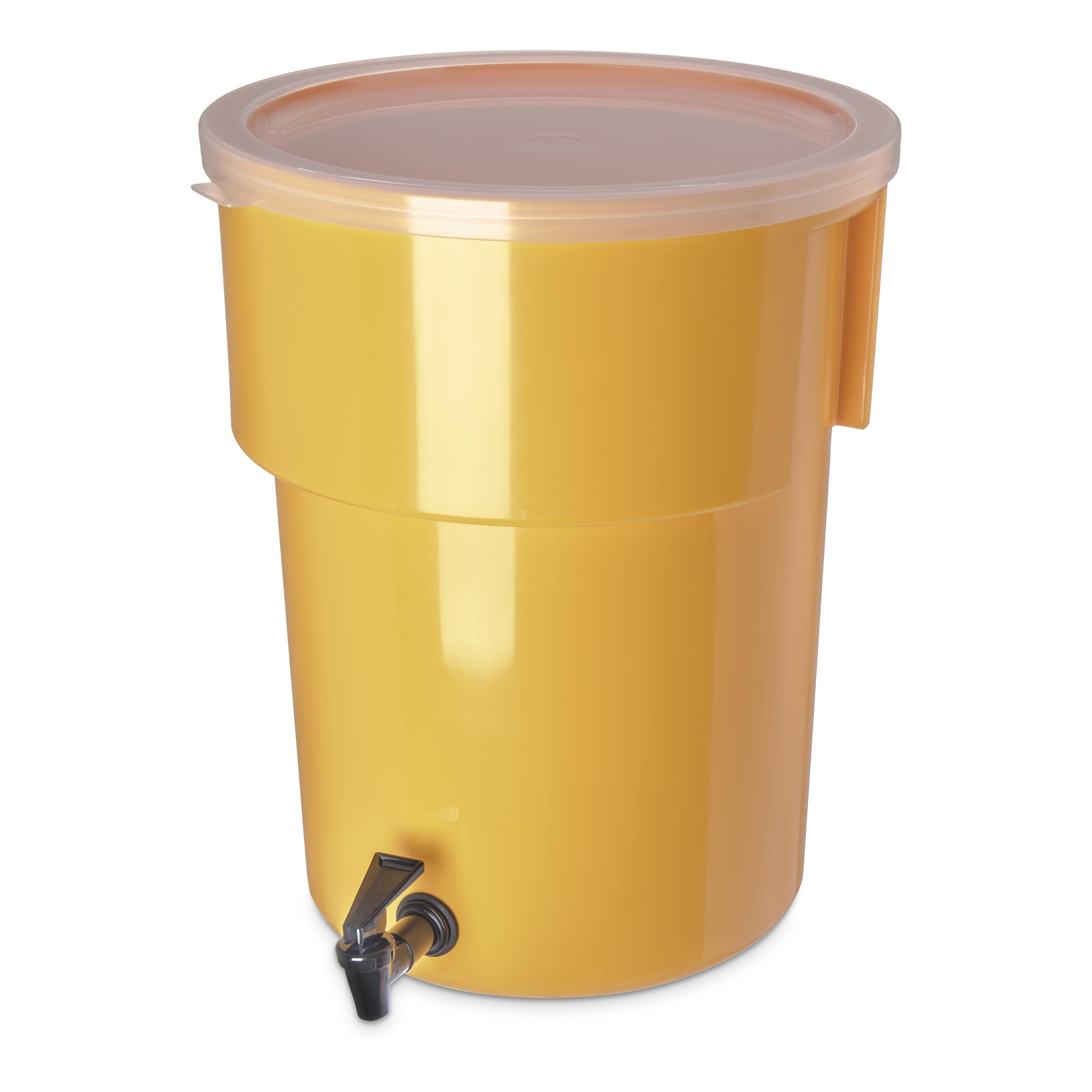Carlisle 221004 beverage dispenser, non-insulated