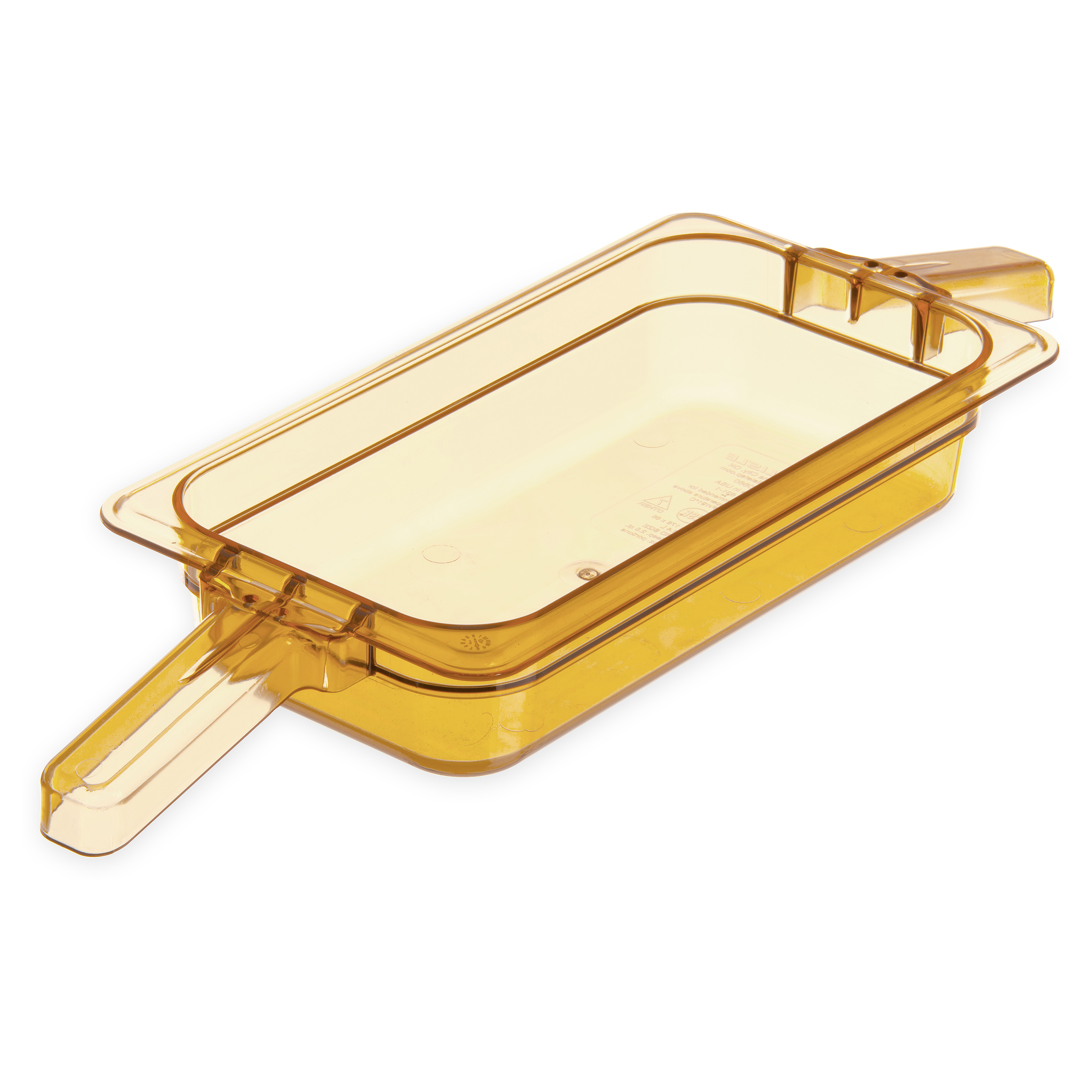 Carlisle 30860HH13 food pan, hi-temp plastic