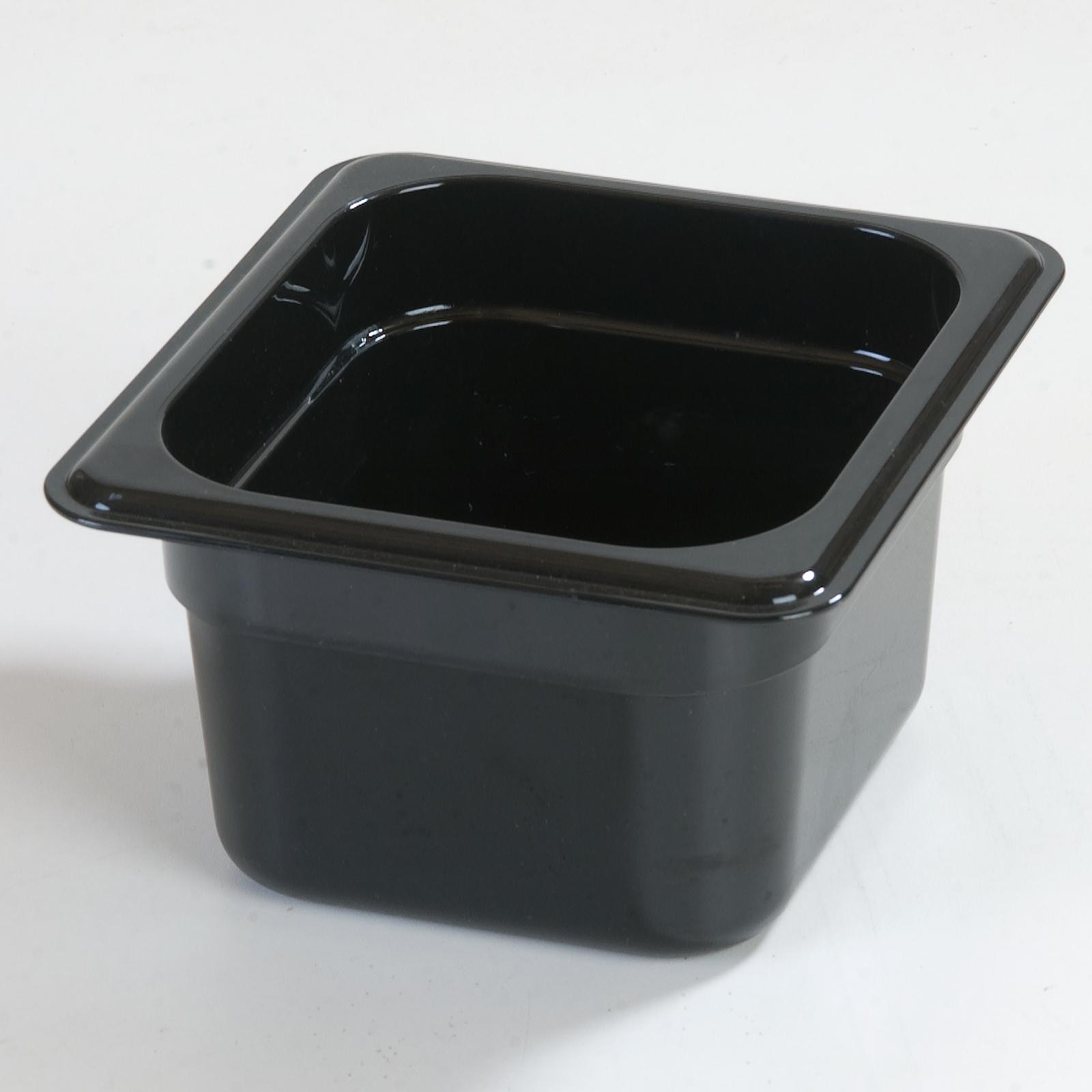 Carlisle 3088303 food pan, hi-temp plastic