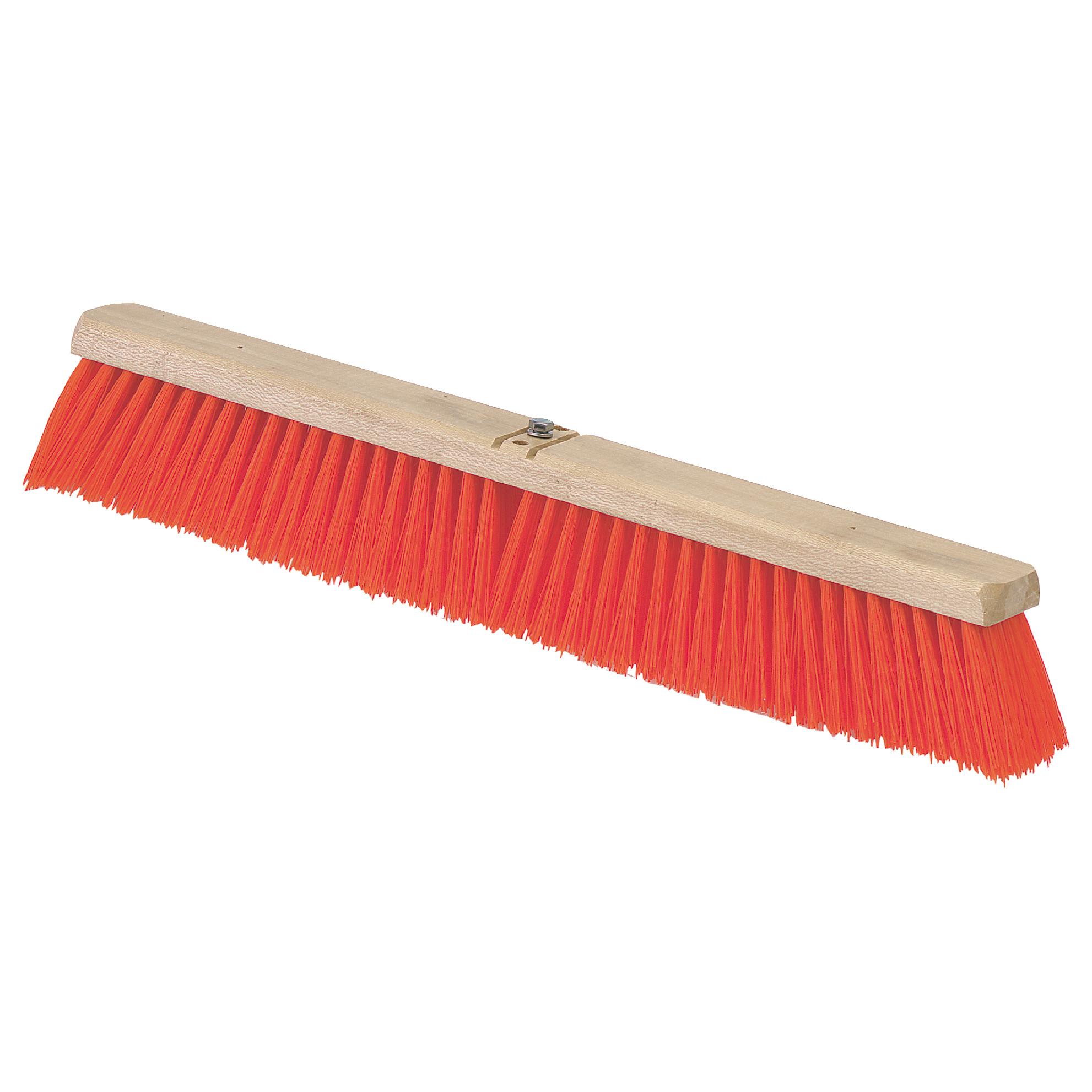 Carlisle 3610762424 broom head, push