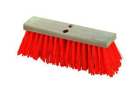 Carlisle 36112424 broom head, push