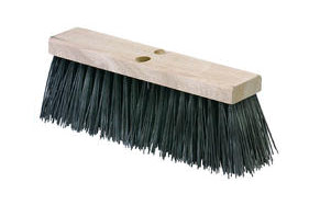 Carlisle 3611302401 broom head, push
