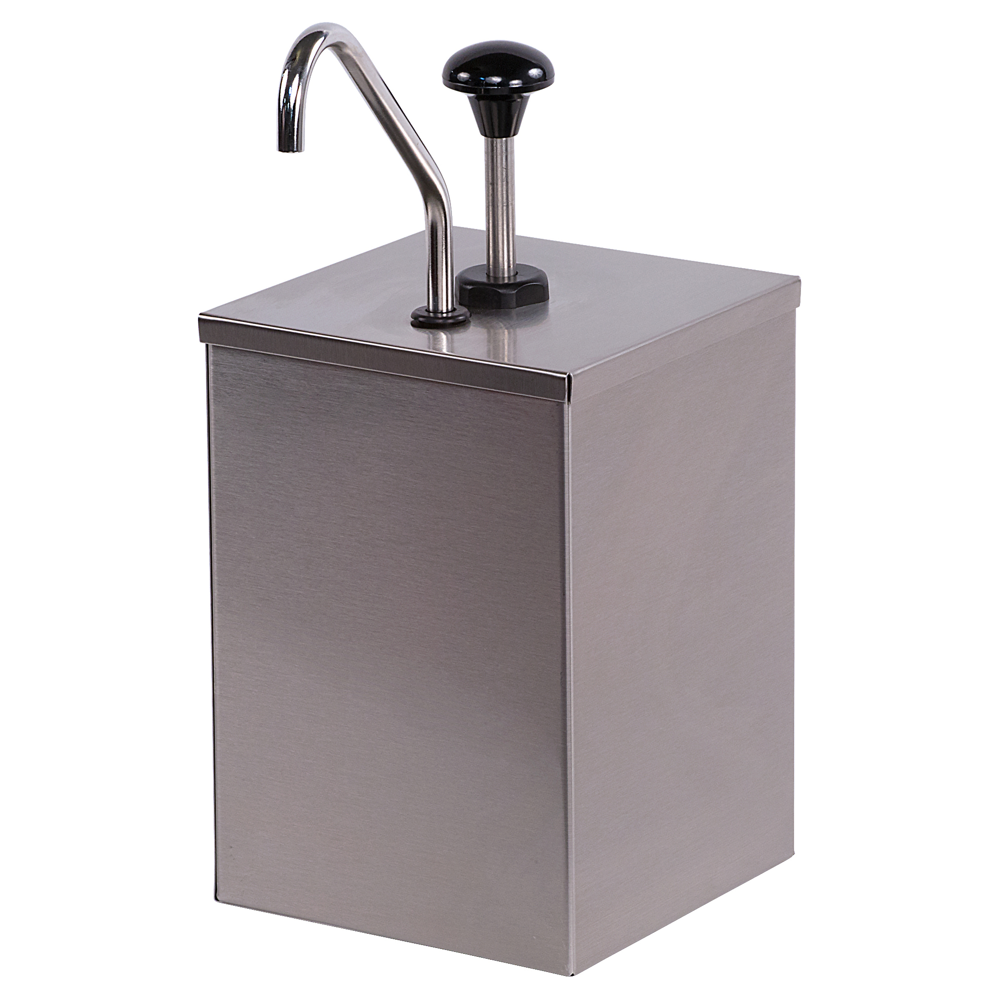 Carlisle 386010 condiment dispenser pump-style