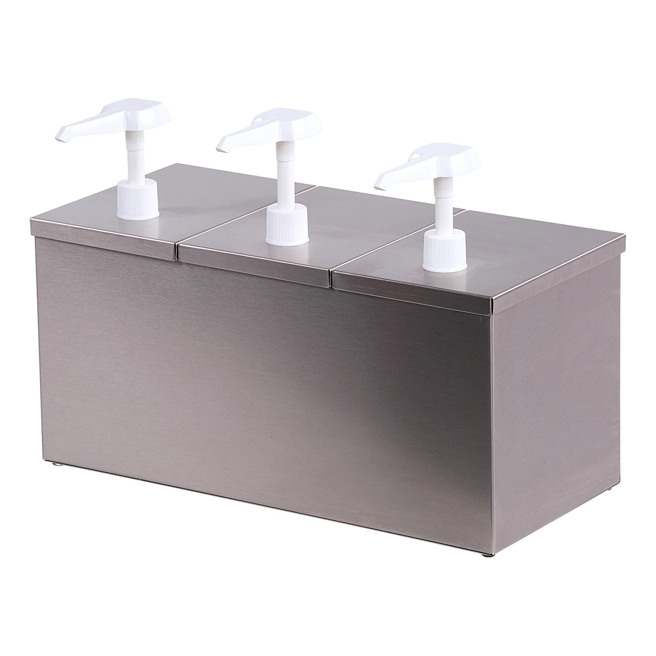 Carlisle 38623IB condiment dispenser pump-style