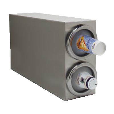 Carlisle 38882G cup dispensers, countertop