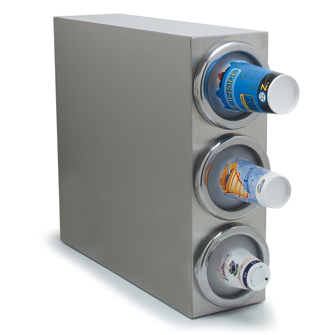 Carlisle 38883G cup dispensers, countertop