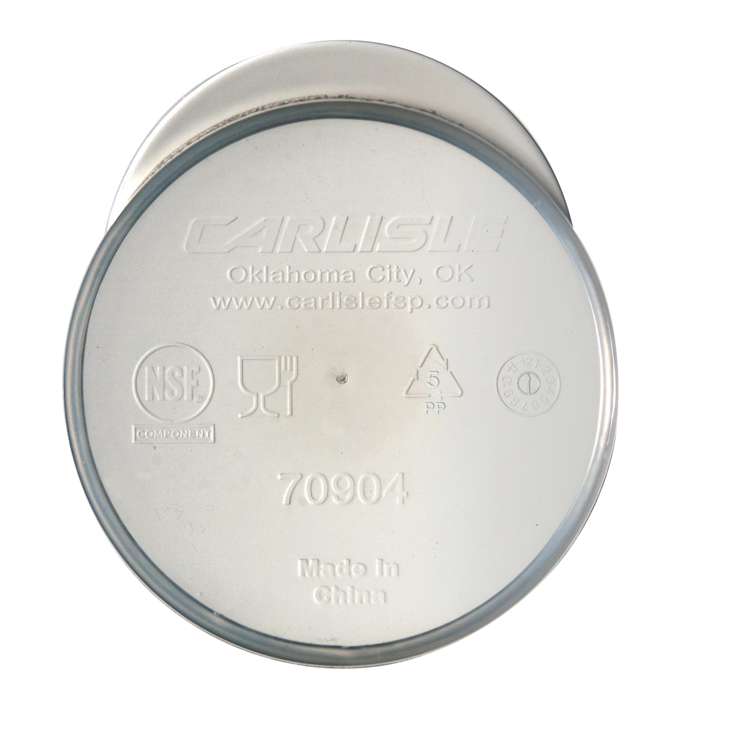 Carlisle 7090402 decanter lid